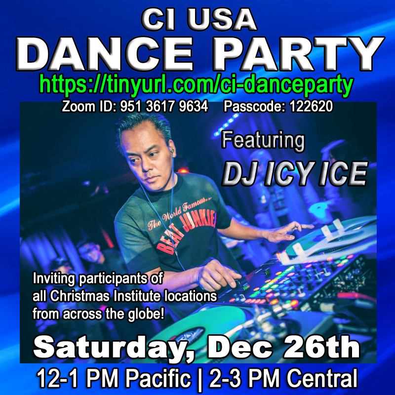 CI USA Dance Party